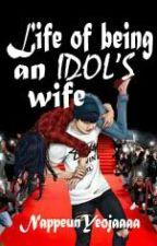 Life of being an IDOL's wife by NappeunYeojaaaa