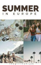 Summer in Europe by thegirlinahijab