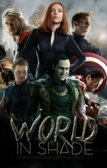 World in shade - CZ - Avengers