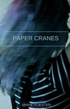 Paper Cranes by mtkoes
