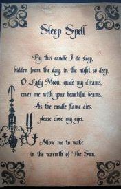 Magic Spells by ashleyem14