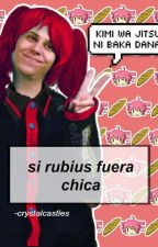 si rubius fuera chica. by -crystalcastles