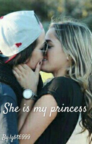 She is my princess. - DOKONČENO