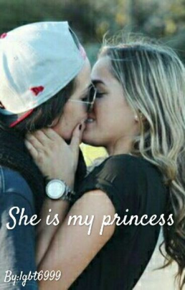 She is my princess.