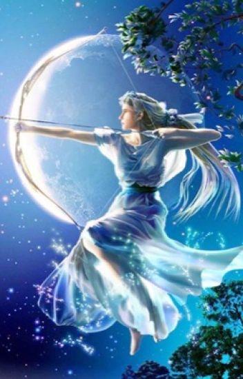 Artemis dotter