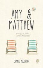 """Amy & Matthew - Às vezes, """"eu te amo"""" é o mais difícil de dizer. by EmanuelleMattos"""