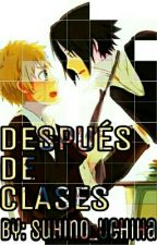 DESPUÉS DE CLASES/SASUNARU by Yoonseok_Kumamon