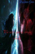 Мы с тобой одно целое by evilcat3