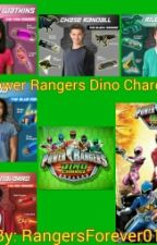 Power Rangers Dino Charge by RangerSistersForever