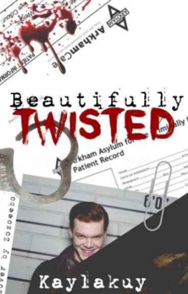 Beautifully Twisted - {A Jerome/Gotham Story}