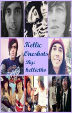 Kellic One-shots by mintykellin