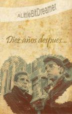 Diez Años Después.  [Wigetta] by ALittleBitDreamer