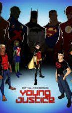 Heroes y villano (justicia joven fanfic) by ZatannaZatara6