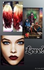 Love? (Sequel to an evil love story, a Carlos De Vil/Disney Descendants fanfic) by Evie_Austin
