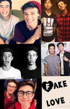 Fake love Cameron Dallas and Nash Grier fan fiction by qtrowlannds