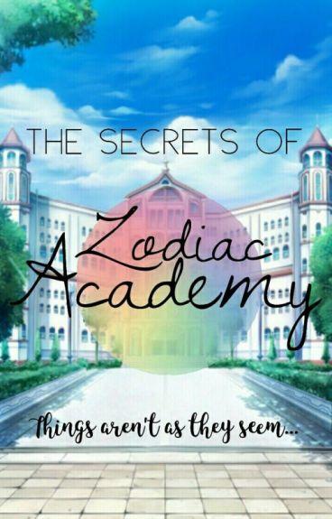The Secrets of Zodiac Academy ✔