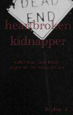 Heartbroken kidnapper (vampire phan) by phan_4