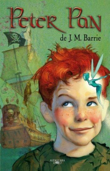 Peter Pan(Libro orginal escrito por J.M Barrie)