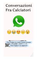 Conversazioni fra calciatori. by giulia_dc