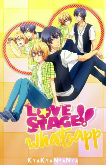 Love Stage! Whatsapp ©