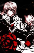 Vampire Knight x neko reader by nekovampire2323