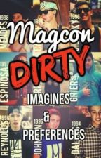 Magcon Dirty Imagines & Preferences by dirtygirlfanfic45