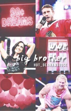 WWE Big Brother - Roman Reigns - Wattpad