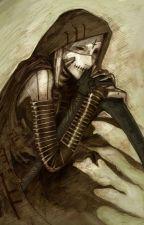 Deadly Work (CreepyPasta x Death!Reader) by SilverMints