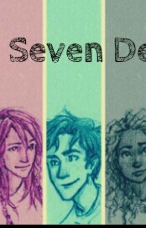 Ask the Seven Demigods by Adriheartspercabeth