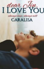 Dear Jin, I Love You by -caralisa