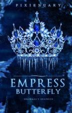 Empress Butterfly by PixieNuary