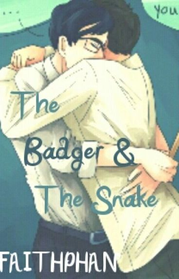 The Badger And The Snake; Phan/Harry Potter AU