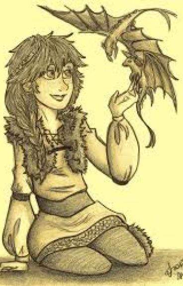 How To Train Your Human-Alpha Dragon (HTTYD Fanfiction)