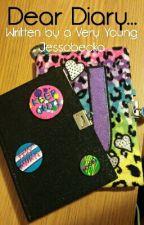 Dear Diary... by Jessobecka