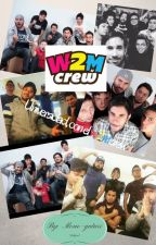 En la universidad,con el w2mcrew by Mono-gatari