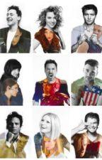 Non-Avengers x Reader One Shots - Closed by DaisyErina