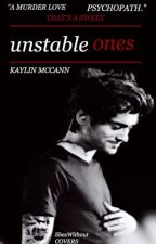Unstable Ones  >>  malik by KaylinMcCann