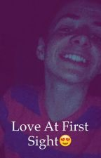 Love at first sight by CaliMatson