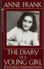 The Diary Of Anne Frank by TheMermaidLagoon