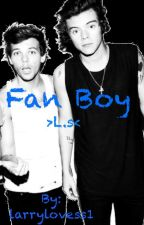 Fan boy >> l.s. by larrylovess1