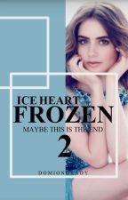 frozen 2 - ice heart [sk] by domiongrady