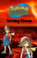 Pokemon Ranger - Burning Flames by JacenBoy