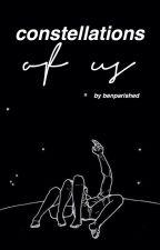 Constellations Of Us ◦ Ben Parish by benparished