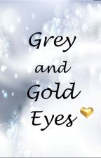 Grey and Gold Eyes by nicolenabeana