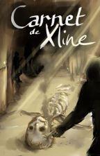 Carnet de Dessin #1 by Xline_