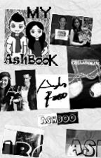 My AshBook by TheGenuineWriter