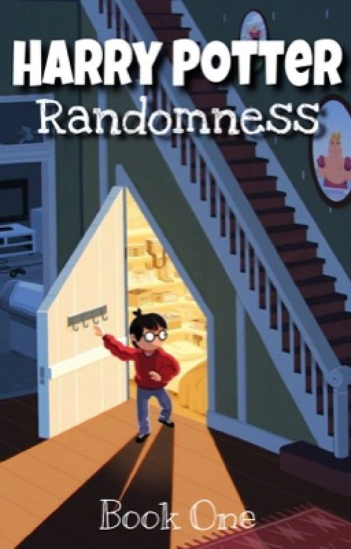 Harry Potter Randomness [Book 1] by TinaX2