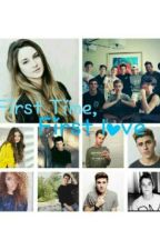 First Time,First Love (Magcon Boys ff) by isabell_15