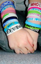 Bracelets¦A.I au by Miss_Hemmings24