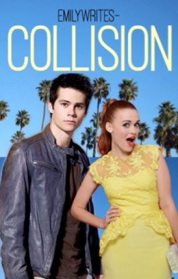 Collision (A Stydia Teen Wolf AU Fanfiction)